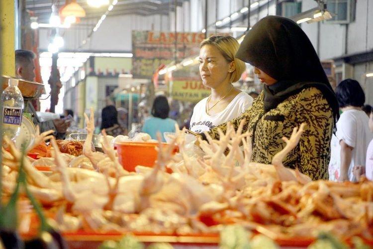Jelang Ramadan Harga Sejumlah Makanan Mengalami kenaikan