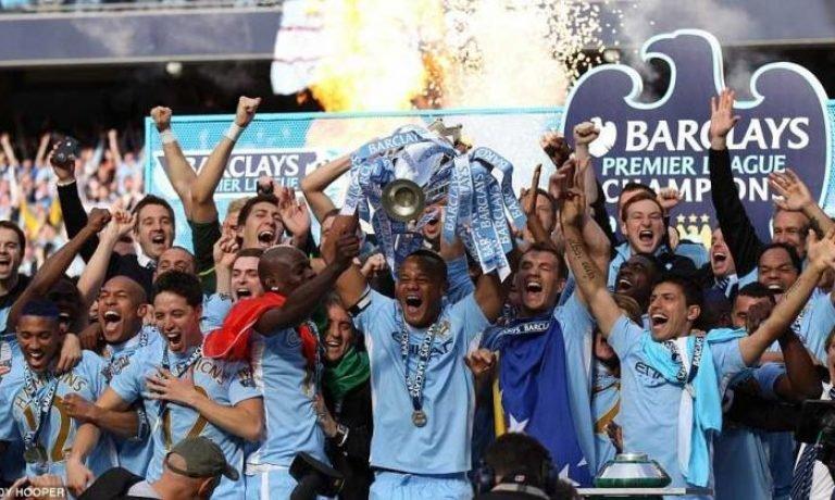 Manchester City dengan 7 Rekor Fantastis