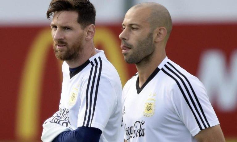 Mascherano : Saya Masih Ingin Bermain Untuk Argentina