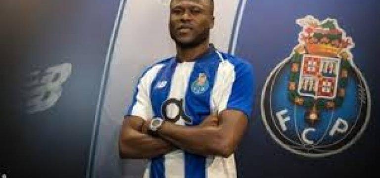 Mbemba Gabung FC Porto