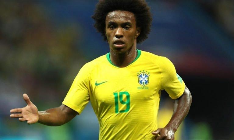 Brazil Tersingkir, MU Kebut Transfer Willian