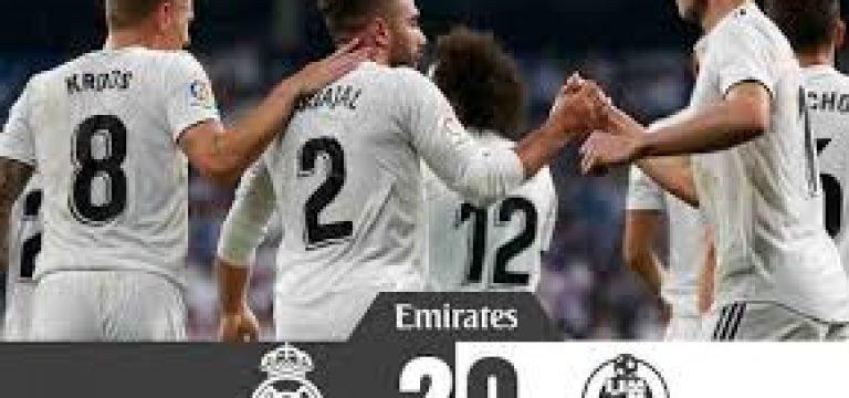 Jumlah Penonton Madrid Berkurang Di Laga Perdana, Karena Ronaldo?