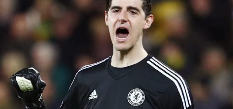 Courtois Ingin Ke Madrid