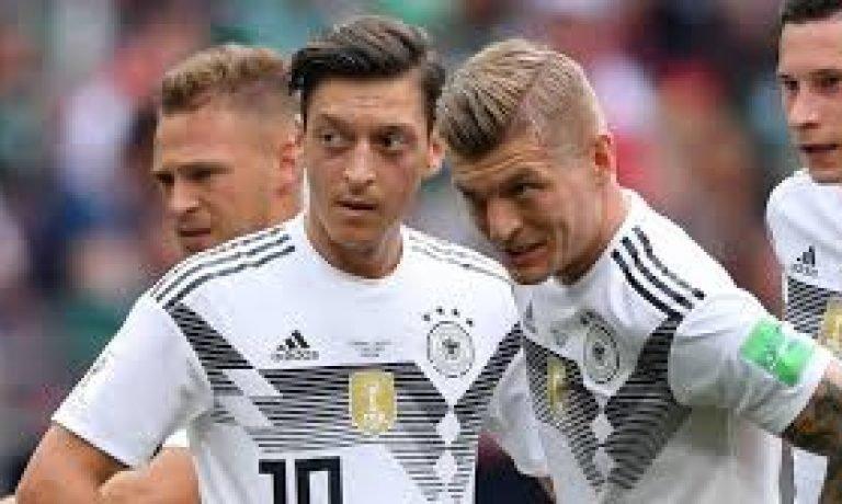 Kross : Tidak Ada Rasisme Oezil Di Federasi Sepak Bola Jerman!