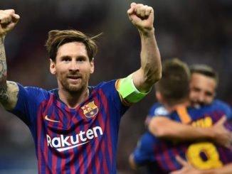 Dibalik Tendangan Bebas Yang Dilakukan Oleh Lionel Messi