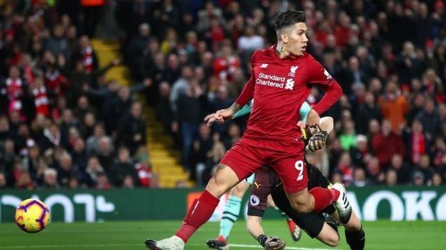 Liverpool Melakukan Pesta Gol Dan Roberto Firmino Melakukan Hattrick