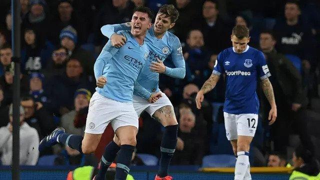 Manchester City Berhasil Menggeser Liverpool Dari Posisi Puncak Klasemen