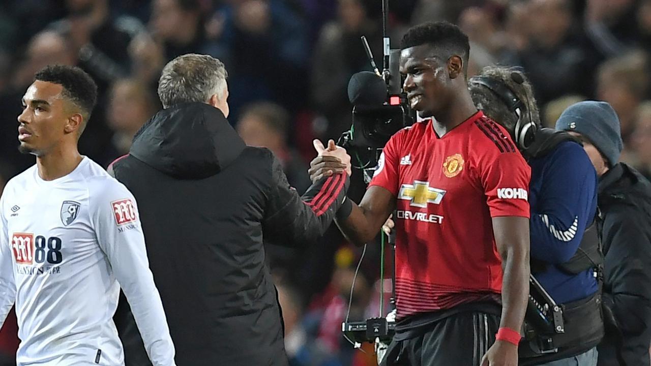 Ole Gunnar Solskjaer Yakin Paul Pogba Akan Tetap Berada Di Manchester United